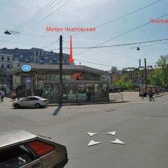 Гостиница SutkiSpb na Chkalovskom 14 парковка