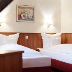 Отель Doria Германия, Дюссельдорф - отзывы, цены и фото номеров - забронировать отель Doria онлайн комната для гостей фото 2