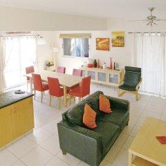 Отель Villa Aglaia Кипр, Протарас - отзывы, цены и фото номеров - забронировать отель Villa Aglaia онлайн комната для гостей фото 3