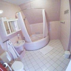 Отель Kikelet Club Hotel Венгрия, Силвашварад - отзывы, цены и фото номеров - забронировать отель Kikelet Club Hotel онлайн ванная