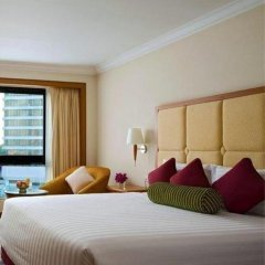 Boulevard Hotel Bangkok 4* Номер Делюкс с разными типами кроватей фото 37