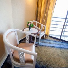 First Pacific Hotel And Convention 5* Номер Делюкс фото 14