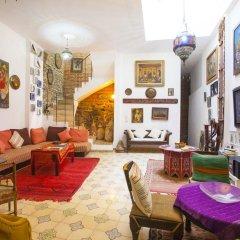 Отель Bab El Fen Марокко, Танжер - отзывы, цены и фото номеров - забронировать отель Bab El Fen онлайн интерьер отеля фото 2
