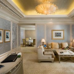 Emirates Palace Hotel 5* Люкс Khaleef deluxe фото 4