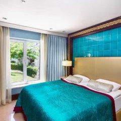 Отель Rixos Premium Bodrum - All Inclusive 5* Семейный люкс разные типы кроватей фото 2