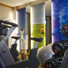 Отель Scandic Park Швеция, Стокгольм - отзывы, цены и фото номеров - забронировать отель Scandic Park онлайн фитнесс-зал фото 4