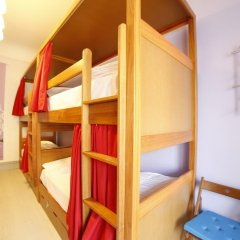 Easy Lisbon Hostel Кровать в общем номере фото 4