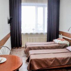 Hotel Televishka Бийск комната для гостей фото 4