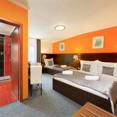 Hotel U Martina - Smíchov 3* Стандартный номер с разными типами кроватей фото 4