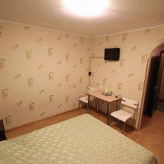 Гостиница Тис Стандартный номер двуспальная кровать фото 8