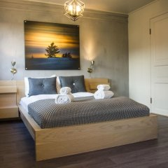 Lillehammer Turistsenter Budget Hotel комната для гостей