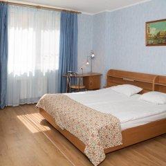 Комфорт Отель 3* Улучшенный номер с различными типами кроватей фото 7