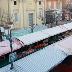 Отель Cappuccino - Old Town Франция, Ницца - отзывы, цены и фото номеров - забронировать отель Cappuccino - Old Town онлайн городской автобус