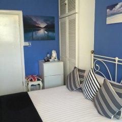 Kipps Brighton Hostel Стандартный номер с различными типами кроватей фото 16