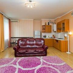 Апартаменты Luxrent apartments на Льва Толстого комната для гостей фото 4