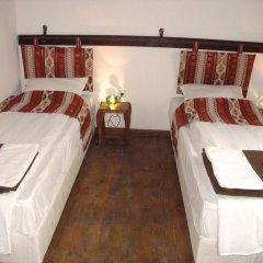 Отель Guest House Black Lom Стандартный номер с разными типами кроватей фото 2