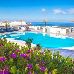 Отель Anemoessa Villa Греция, Остров Санторини - отзывы, цены и фото номеров - забронировать отель Anemoessa Villa онлайн бассейн фото 2