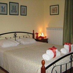 Отель Allegra 3* Стандартный семейный номер с двуспальной кроватью