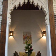 Отель Riad Azahra Марокко, Рабат - отзывы, цены и фото номеров - забронировать отель Riad Azahra онлайн интерьер отеля фото 3