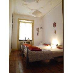 Refuge in Santa Marta Hostel Стандартный номер с 2 отдельными кроватями (общая ванная комната) фото 4