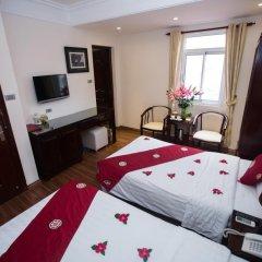 Hanoi Central Park Hotel 3* Номер Делюкс с различными типами кроватей фото 11