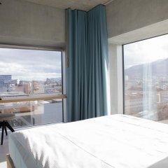 Placid Hotel Design & Lifestyle Zurich 4* Стандартный номер с различными типами кроватей фото 5