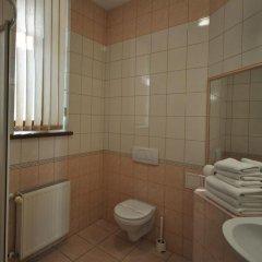 Отель MATEJKO Краков ванная
