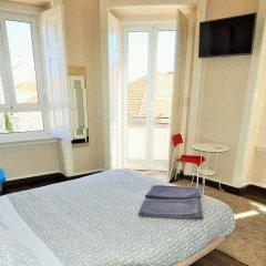Hostel DP - Suites & Apartments VFXira Стандартный номер с двуспальной кроватью фото 2