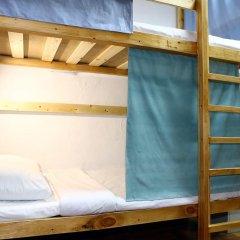 Хостел Хорошие новости Кровать в мужском общем номере с двухъярусной кроватью фото 12