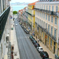 Апартаменты Tiles Apartment Лиссабон