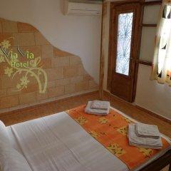 Отель Via Via Hotel Греция, Родос - отзывы, цены и фото номеров - забронировать отель Via Via Hotel онлайн комната для гостей фото 3