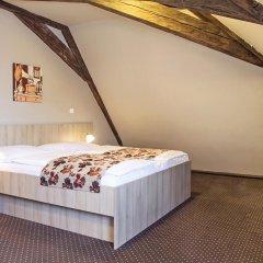 Отель Palác U Kocku 3* Номер Эконом с разными типами кроватей фото 7