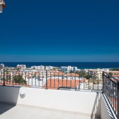 Отель Villa Margarita Bay Кипр, Протарас - отзывы, цены и фото номеров - забронировать отель Villa Margarita Bay онлайн пляж