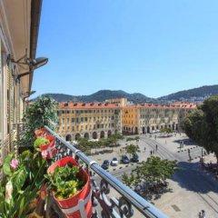 Отель Garibaldi балкон