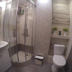 Отель Warszawa Centrum Apartament Daniella ванная