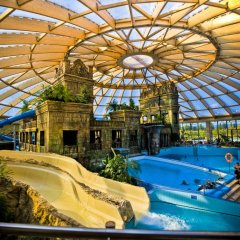 Отель Aquaworld Resort Budapest 4* Стандартный номер с различными типами кроватей фото 3