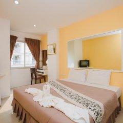 Отель Lords Place 2* Стандартный номер разные типы кроватей фото 14