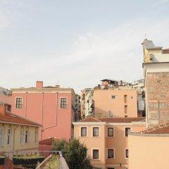 Отель Sunrise Istanbul Suites балкон