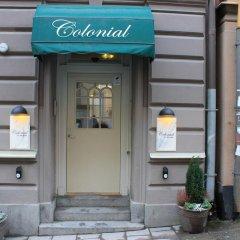 Отель Colonial Hotel Швеция, Стокгольм - 9 отзывов об отеле, цены и фото номеров - забронировать отель Colonial Hotel онлайн городской автобус