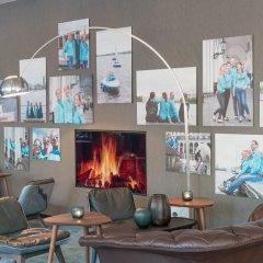 Отель Motel One Hamburg-Alster Германия, Гамбург - отзывы, цены и фото номеров - забронировать отель Motel One Hamburg-Alster онлайн спа