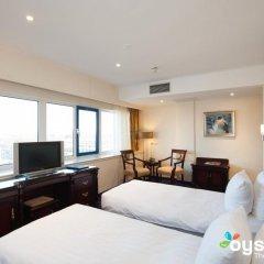 Отель XO Hotels Blue Tower 4* Представительский номер с различными типами кроватей фото 50