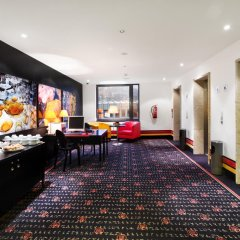 Отель angelo by Vienna House Prague 4* Люкс с разными типами кроватей фото 5