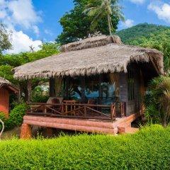 Отель Palm Leaf Resort Koh Tao 3* Бунгало Делюкс с различными типами кроватей фото 3