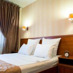Гостиница Фидель Номер Бизнес с различными типами кроватей фото 7