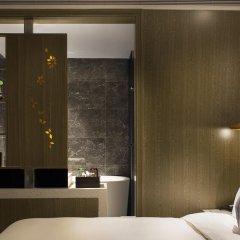 Paco Hotel Guangzhou Gangding Metro Branch 4* Улучшенный номер с различными типами кроватей фото 2