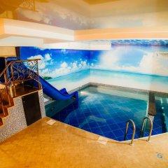 Гостиница Paradis Inn бассейн