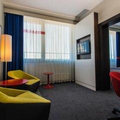 Гостиница Питер Инн Петрозаводск 4* Стандартный номер с различными типами кроватей фото 3