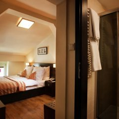 Отель Spatz Aparthotel 3* Стандартный номер с различными типами кроватей фото 4