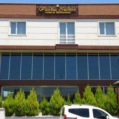 Отель Pasha Suites Балыкесир парковка