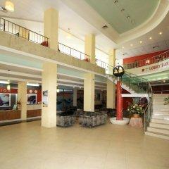 Отель Edelweiss- Half Board Болгария, Золотые пески - отзывы, цены и фото номеров - забронировать отель Edelweiss- Half Board онлайн интерьер отеля